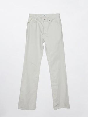 Allege Garment Dye Flare Pants Gray AL20W-PT06B