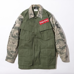 CUSTOM ARMY JKT T-1