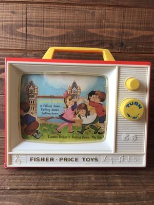 FISHER PRICE ''Music Box TV''