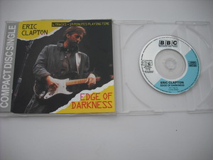 【CD single】ERIC CLAPTON / EDGE OF DARKNESS (6track)
