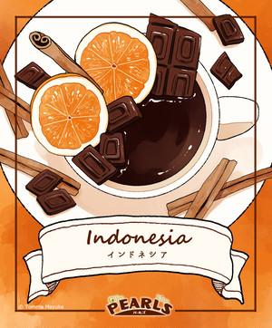 インドネシア マンデリン トバコ