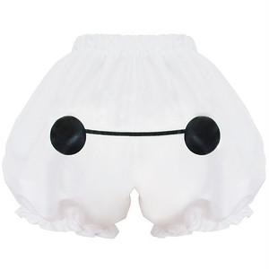 2824ペチコート  ペチパンツ レディース  安全パンツ  インナーパンツ ショートパンツ 白 ホワイト