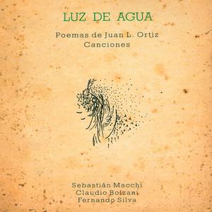 Sebastián Macchi、Claudio Bolzani、Fernando Silva『LUZ DE AGUA』(bar buenos aires)