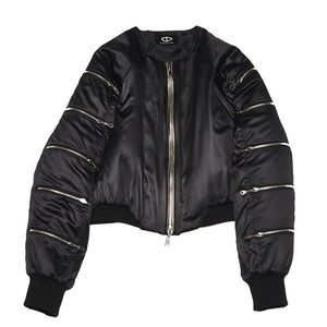 Arm 5 Pocket Blouson (Black)