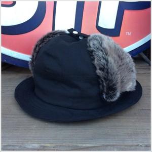 halo commodity(ハロ コモディティ) Hooper Hat 帽子 ハット ブラック