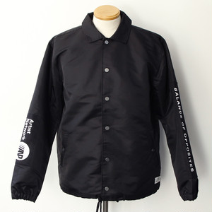 RVCA PATCH JACKET (BLACK) [AJ042-757]