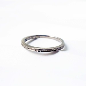 Layered Ring / Stream Ring (WG)