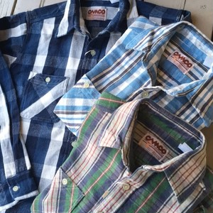 "Bo Sport x CAMCO ""Heavy Flannel Shirts"""