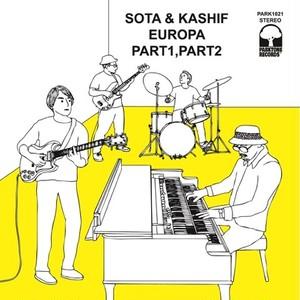 "SOTA & KASHIF - EUROPA PART1, PART2(7"")"