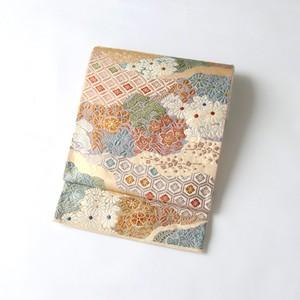 2071 藤原織物謹製◆唐織袋帯
