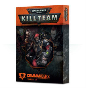 KILL TEAM: COMMANDERS 日本語書籍