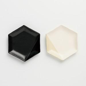 取皿2枚セット(モノクロームライン)[0130212653]