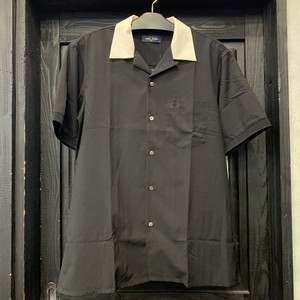 FRED PERRY : REVERE COLLAR S/S SHIRT