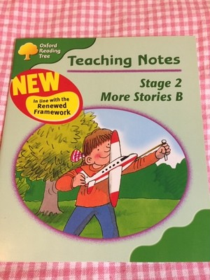 ORT Teaching Notes set(Stage2 More StoriesB)