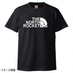 【GS〜6L】THE NORTH ROCKET Tシャツ (4カラー)
