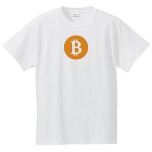 001 BTC Bitcoin(ビットコイン)仮想通貨 T-shirts