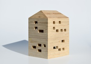 HOUSE BOX (Double floor)