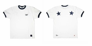 "ANRIVALED by UNRIVALED × M&M ""STAR TRIM-T""NAVY"