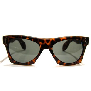 "Shady Spex ""New York Night Train"" sunglasses, Matte Tortoise"
