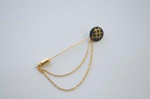 桂菱紋(かつらびしもん) ハットピン