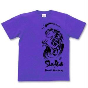 ShamiRock Tシャツ(feat.KAZUYA USUI)