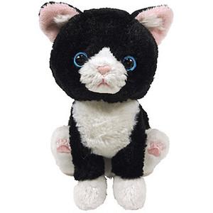 Kittenキトン ハチワレ 猫 ぬいぐるみ