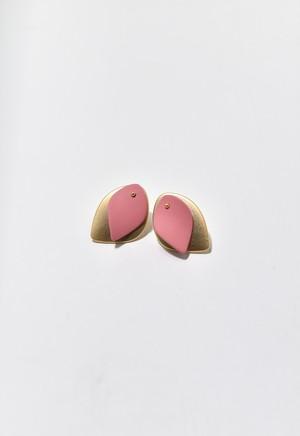 wondering petals pierce Pink