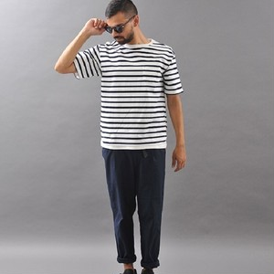 Kelen / ケレン | 【SALE!!!】 BIG TEE - FAKE LAYERD BORDER CUT & SEWN  'HAYES'