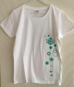 ramjhulaオリジナルTシャツ【ホワイト】