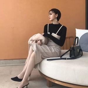 【即納】sexy simple onepiece
