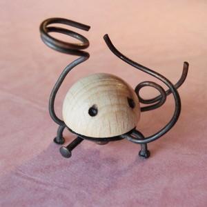 【ベテルギウス星人】a  ~ オーナメント ☆ 真鍮 木 #1408