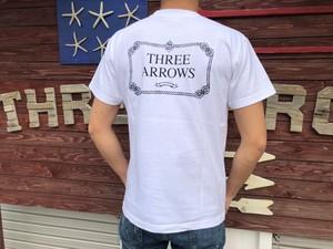 【4/17 21:00販売開始】CLASSIC LOG Tシャツ(white)