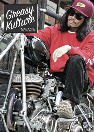 Greasy Kulture magazine issue#68