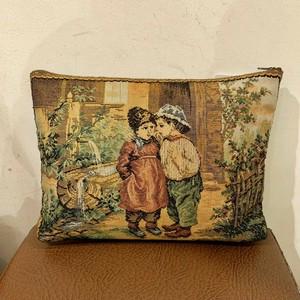 """""""vintage"""" Gobelins Clutch bag"""