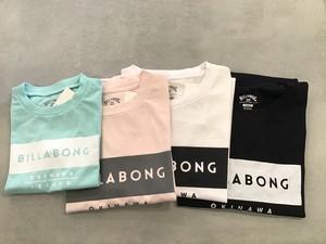 <キッズ>Billabong 沖縄限定Tシャツ