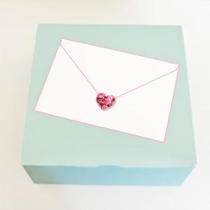 プチレフュージュギフトボックス メッセージボックス 結婚祝い【大】