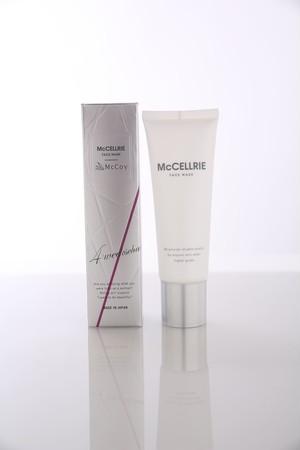 McCELLRIE 洗顔フォーム (ヒト幹細胞培養上清配合)