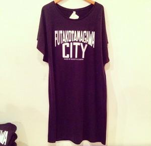 FUTAKOTAMAGAWA CITY マキシワンピース