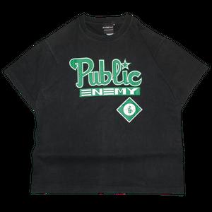 """""""Public Enemy Logo"""" Rap Tee Used"""