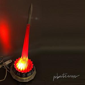 USSR CCCP ソヴィエト ソ連 宇宙ロケット プラスチックライト
