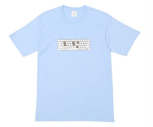 WHIMSY / G BOARD TEE -LIGHT BLUE-
