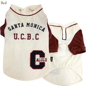 Calulu(カルル) ベースボールシャツ
