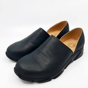 oil steer slip-on/BLK.DBR/l.o.b/l.o.b19-1L1T03【即納】