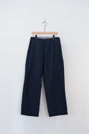 【ordinary fits】NEW PARK TROUSER IND/OM-P102D