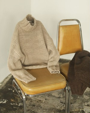 Mix Wool Knit