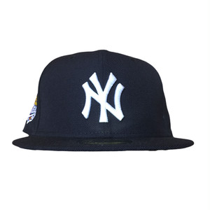 NEW ERA New York Yankees 1999 World Series 59Fifty Fitted / Navy×White