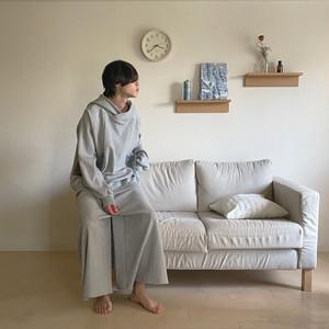 【オーダーアイテム】Wide-Pants (roomwear)