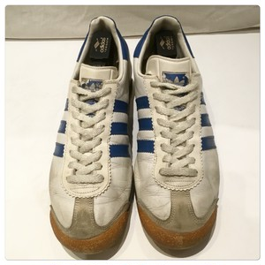 1980s Adidas Rom Trainers Made In Yugoslavia