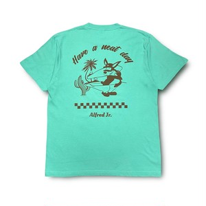 Alfred  Jr.  T-Shirts ( Choco Mint )