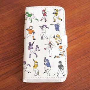 手帳型スマホケース 《ノーマル》Android【受注生産】